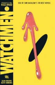 Watchmen Graphic Novel Book Trade Paperback TP DC Comics